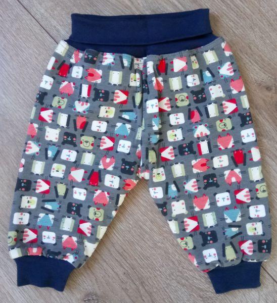 maximo Baby Hose warm Wendehose Sweatpants