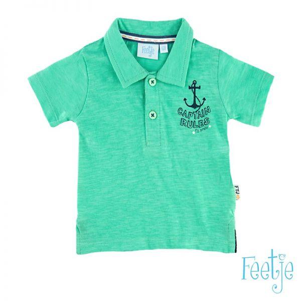 Feetje Aye Aye Polo Shirt grün