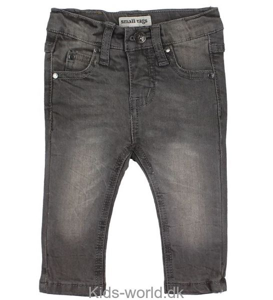 Small Rags Jeans Junge grau