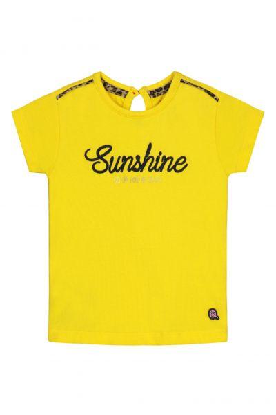 Quapi BIJOU S202 T-Shirt Banana Yellow
