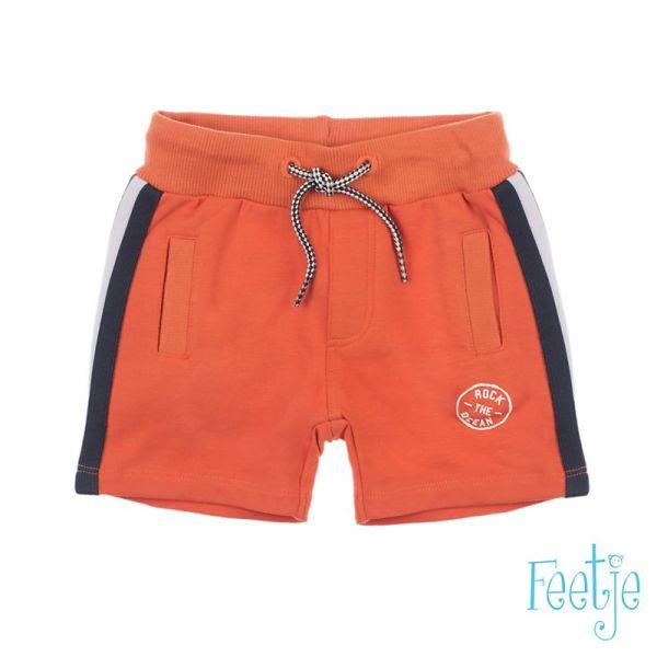 Feetje Treasure Hunter Shorts orange