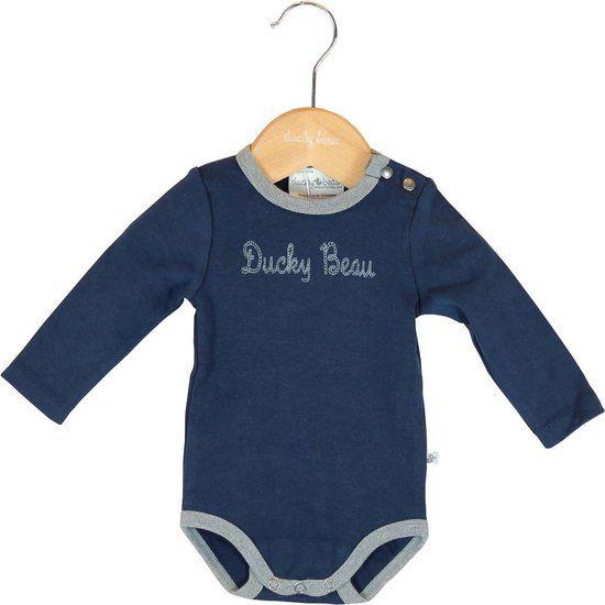 Ducky Beau Body blau