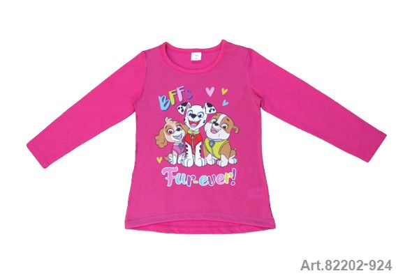 Püttmann Paw Patrol Nickelodeon Longsleeve Shirt