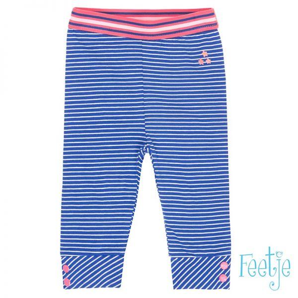 Feetje Girls rule Leggings warm blau