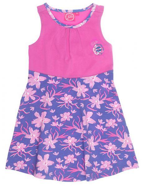 Jubel Fairy garden Kleid ohne Ärmel lila pink