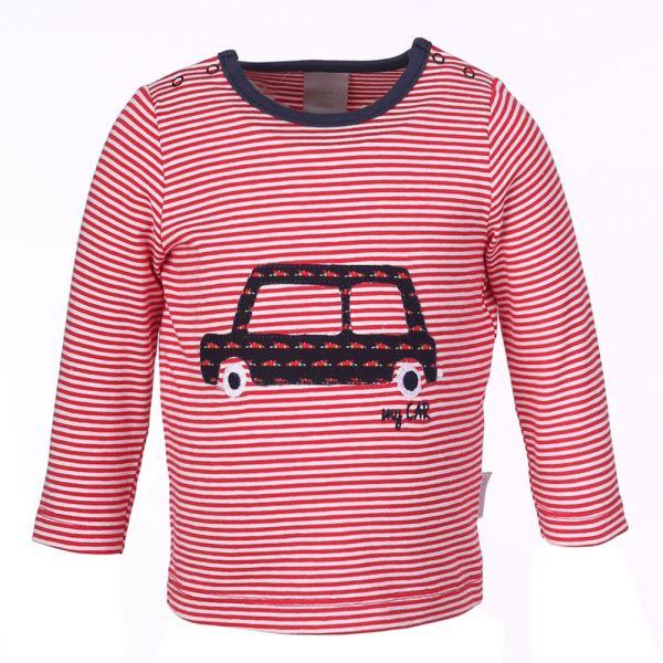 Stummer Shirt rot Junge