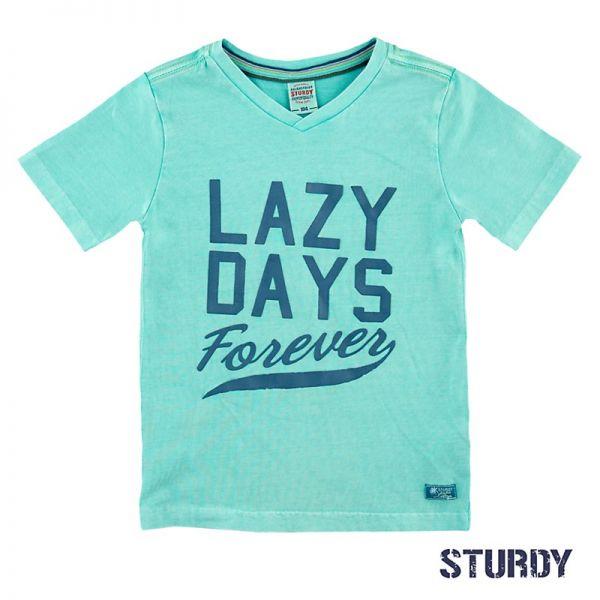 SturdyIsland T-Shirt mint Junge