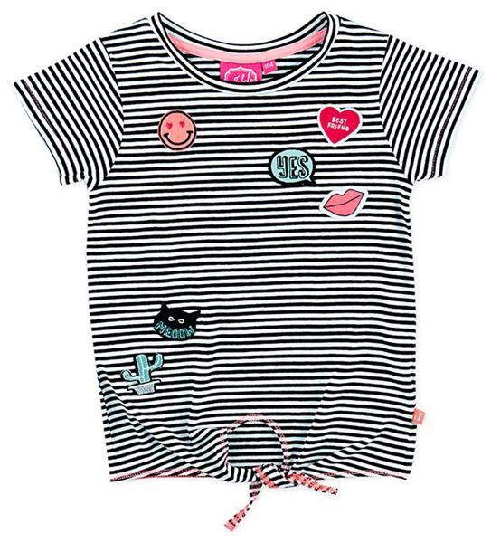 Jubel Ethnic T-Shirt black Mädchen