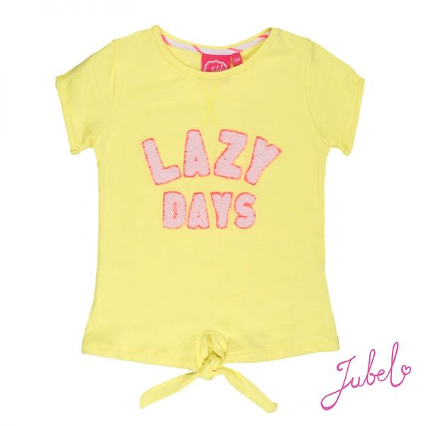 Jubel La Isla T-Shirt gelb
