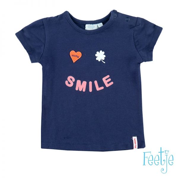 Feetje Easy T-Shirt navy