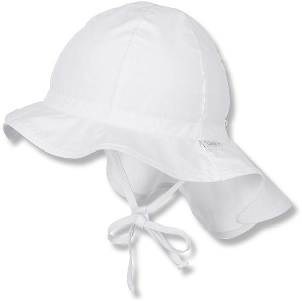 Sterntaler Sommermütze mit Nackenschutz + UV Schutz