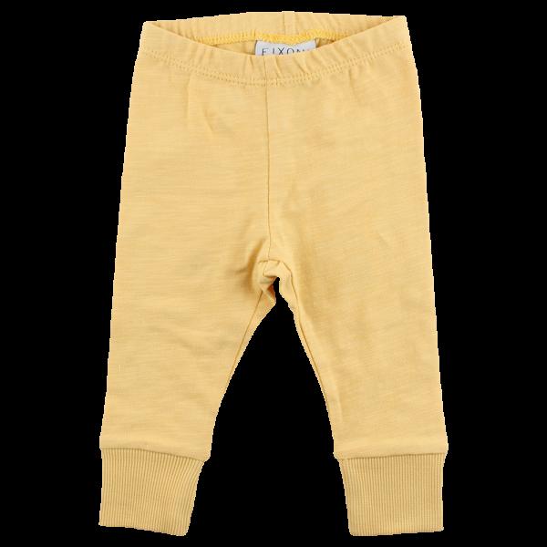 Fixoni Hose Legging gelb unisex
