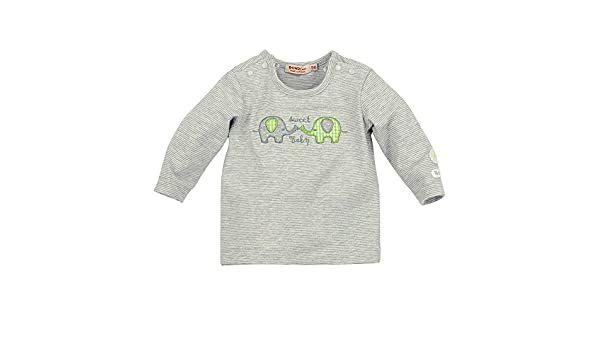 BONDI Shirt Elefanten unisex grau melange
