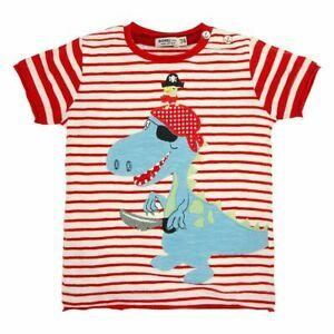 BONDI T-Shirt Junge rot