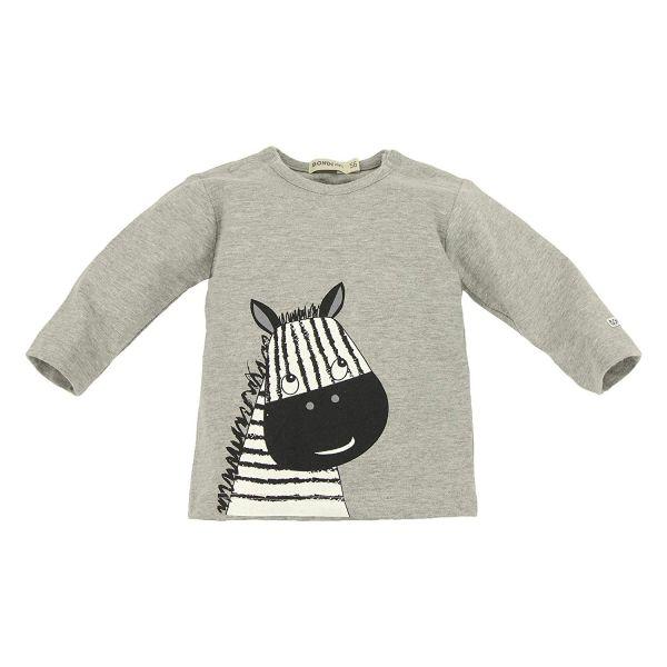 Bondi Shirt Zebra grau