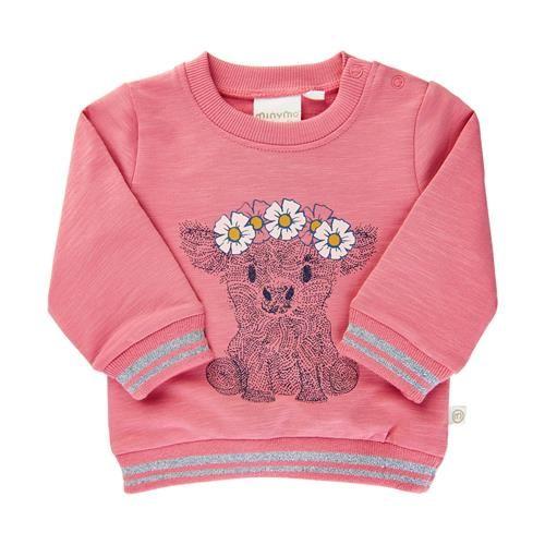 Minymo Sweatshirt pink