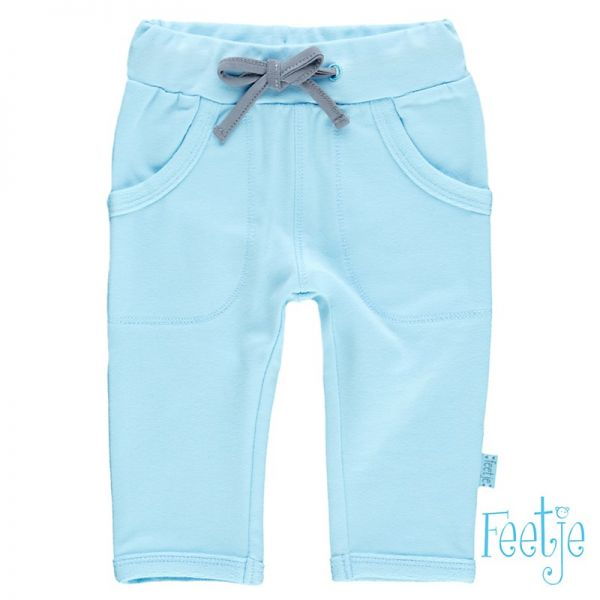 Feetje Little me Hose blau