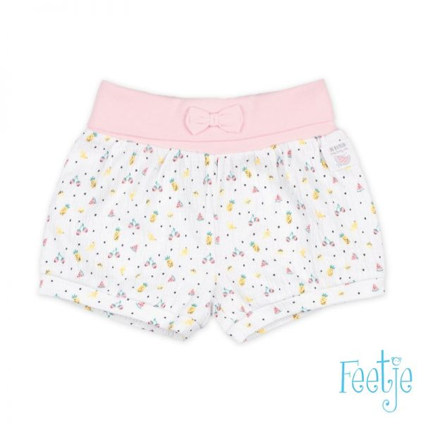 Feetje Sweet by nature Shorts weiß