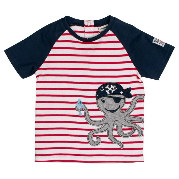 Salt and pepper T-Shirt Junge Krake