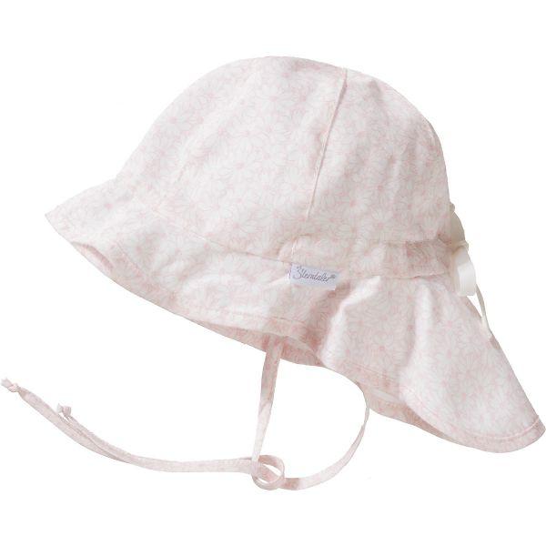 Sterntaler Sonnenhut mit UV-Schutz 15 mit Nackenschutz zum Binden