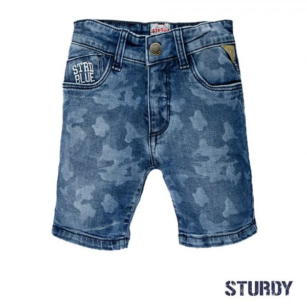 Sturdy Shorts denim Junge