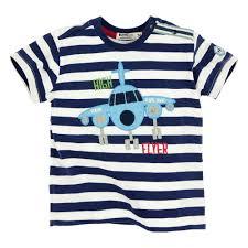 Bondi T-Shirt Flugzeug