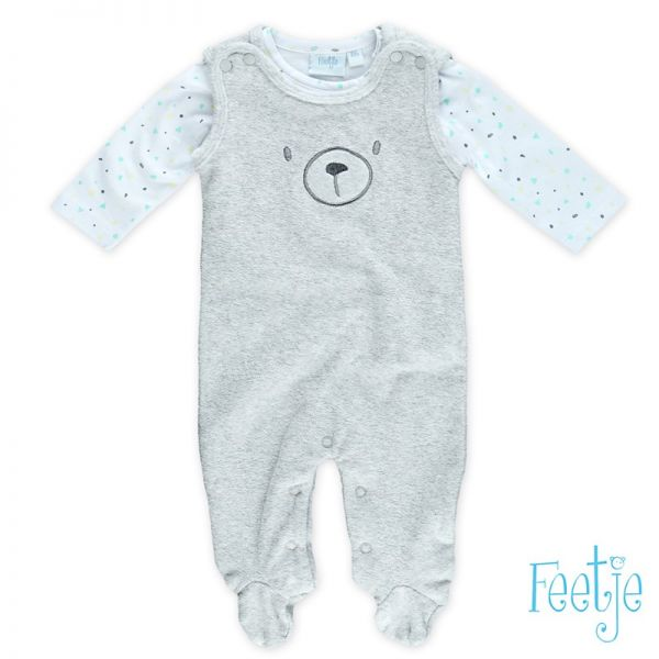 Feetje Little Bear 2tlg. Strampler Set