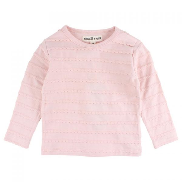 Small Rags Shirt rosa