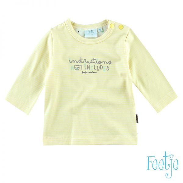 Feetje Little bear Shirt gelb