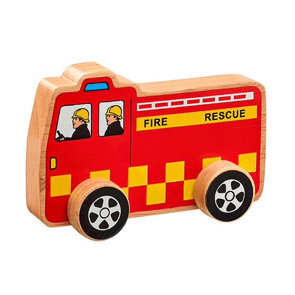 Lanka Kade Holzauto Feuerwehr