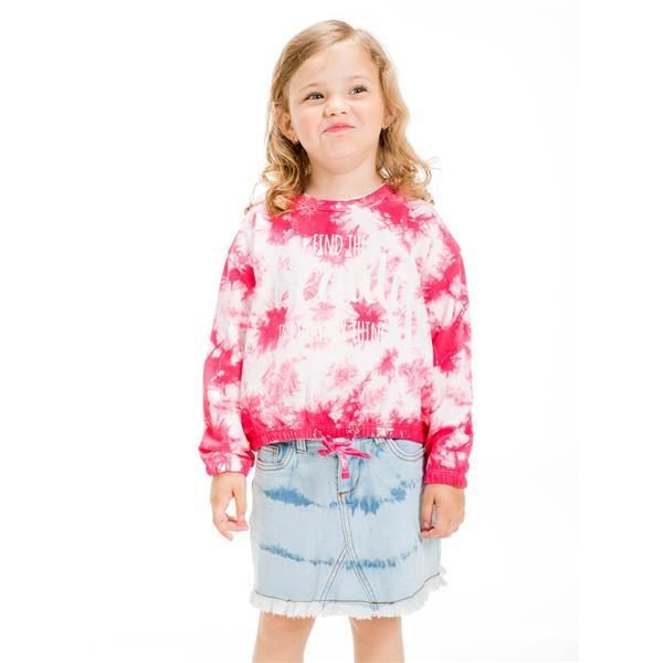 UBS2 Sweatshirt Batik pink
