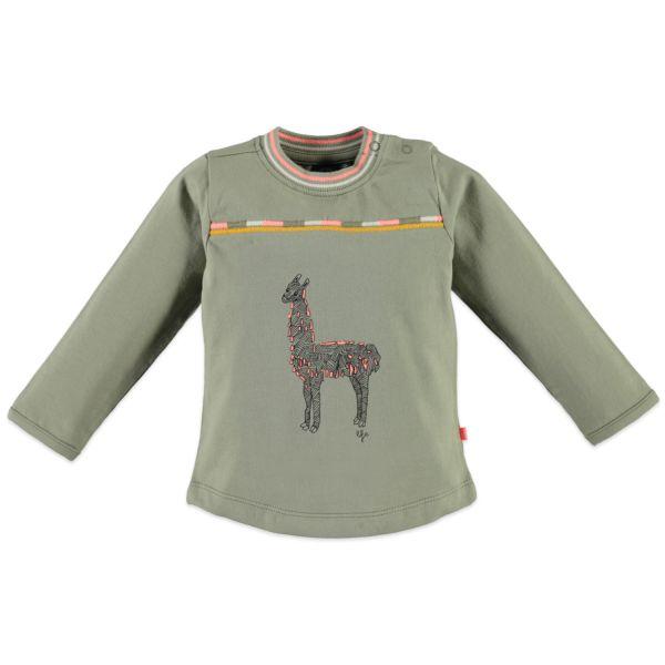 Babyface Shirt army green Mädchen