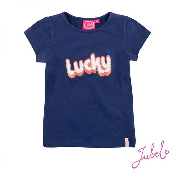 Jubel Easy t-Shirt blau Mädchen