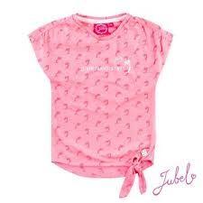 Jubel Exotic T-Shirt Mädchen neon pink