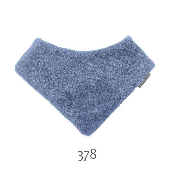 Sterntaler Dreieckstuch in jeans melange