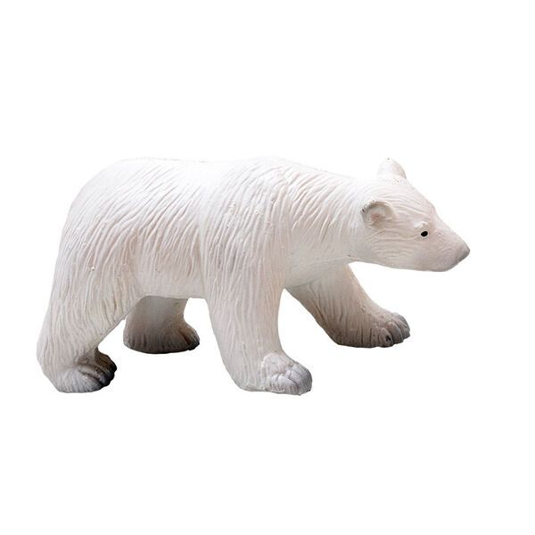 cao ochu Naturkautschuk Spieltier Kleiner Eisbär