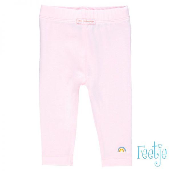 Feetje Little rainbow Leggings rosa