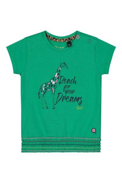 Quapi BIBE S202 T-Shirt JUNG GREEN