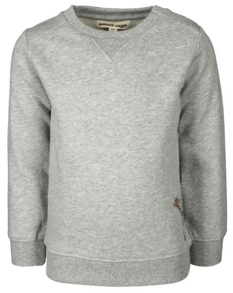 Small Rags Sweatshirt grau Junge