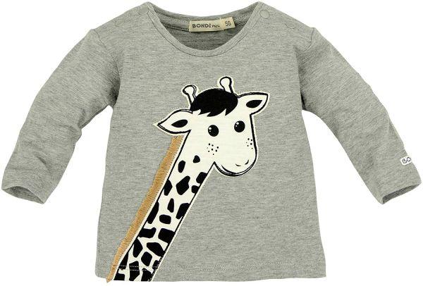 BONDI Longsleeve Shirt Zebra