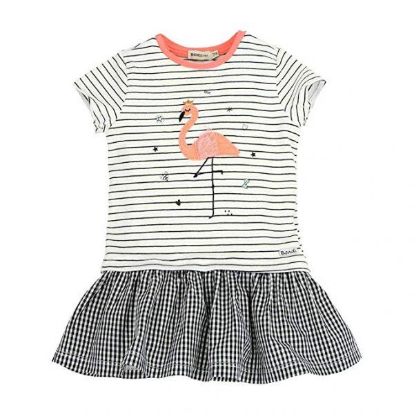 Bondi Sommerkleid Flamingo
