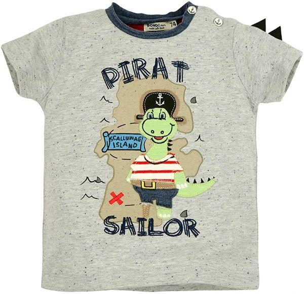 BONDI T-Shirt ´Sailor´ AHOI Pirat
