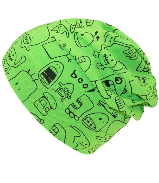 Fiebig Beanie Jerseymütze Sommermütze