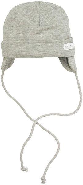 BONDI Mütze Made with love grey