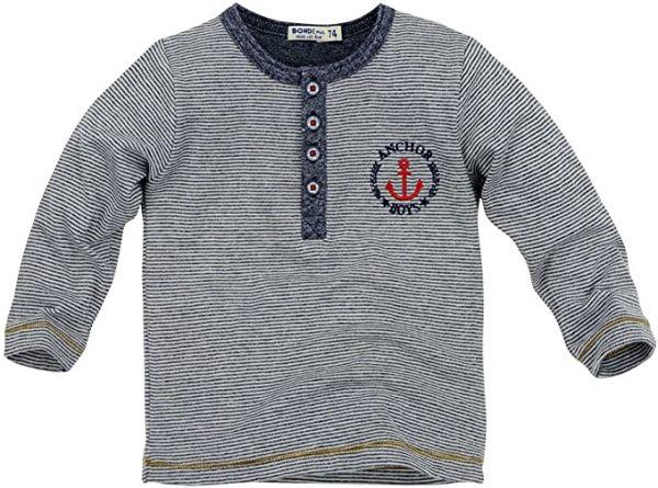 BONDI Shirt gestreift langarm little pirate