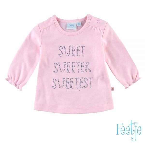 Feetje Little Shirt rosa
