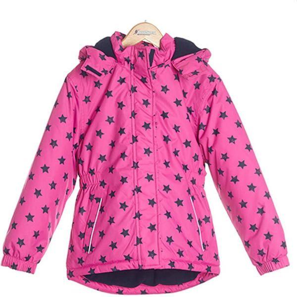 Outburst Regenjacke Mädchen pink