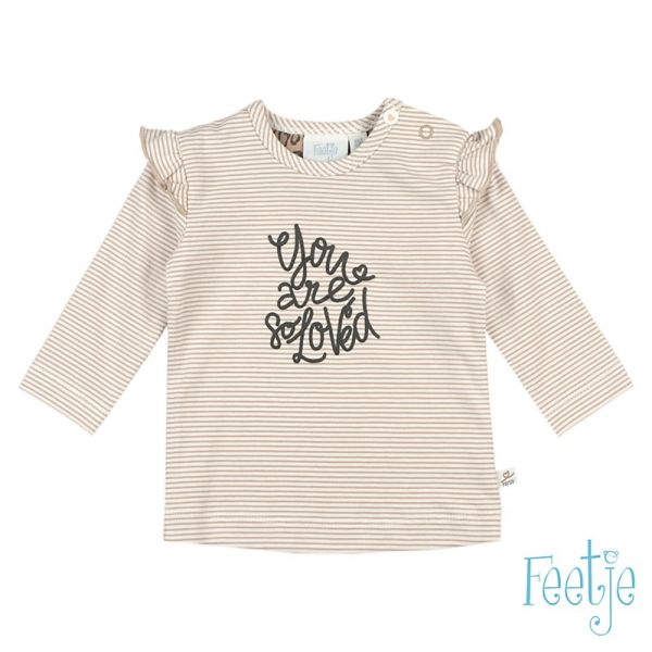 Feetje Panther perfect Shirt offwhite