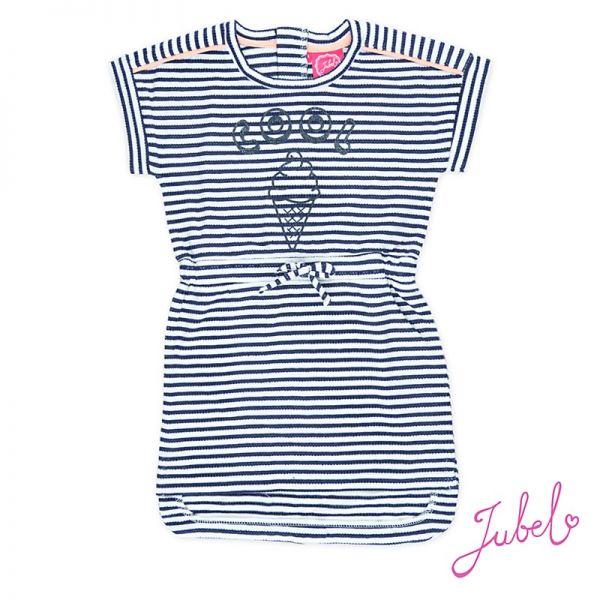 Jubel Easy Kleid weiß
