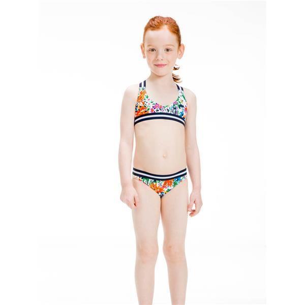 UBS2 Badeanzug Bikini Mädchen bunt
